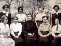 Whatley Avenue School, Students and staff portrait
