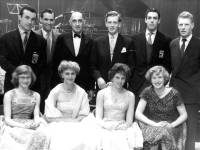 Members of Mitcham Athletic Club - 1950s