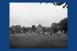 King's College School, Wimbledon: Playing fields