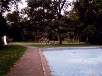 Morden Park, Morden: Playground and Outdoor Swimming Pool