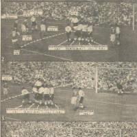 19490912 Everton Reid Goal Daily Graphic
