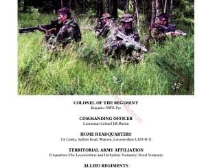 9th-12th Lancers, 2001