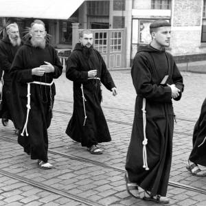 Benedictine Monks at Hereford