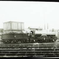 """Steam locomotive 999 """"Sir Alexander"""""""