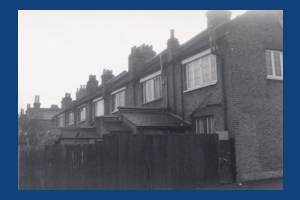 Laburnum Road, Nos. 66-54, Colliers Wood