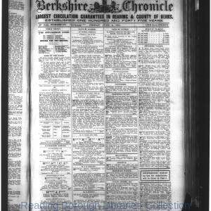 Berkshire Chronicle Reading 06-1915