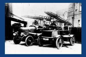 Merryweather Fire Engines, Merton & Morden Fire Brigade
