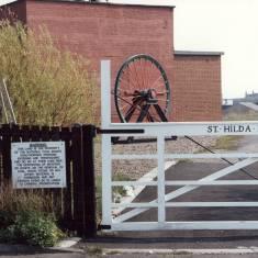 Site of St Hildas Pit