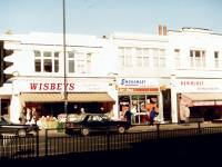 London Road, Morden: Shops