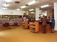 Colliers Wood Branch Library