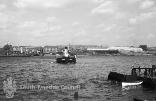 Ferry 'A B Gowan'