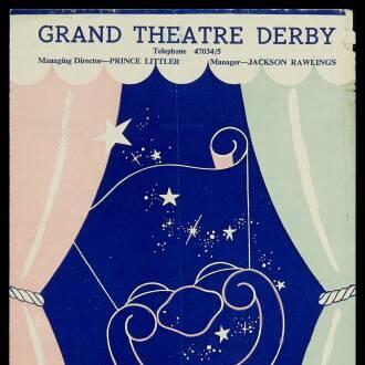 Grand Theatre, Derby, December 1950