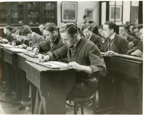 Apprentice class