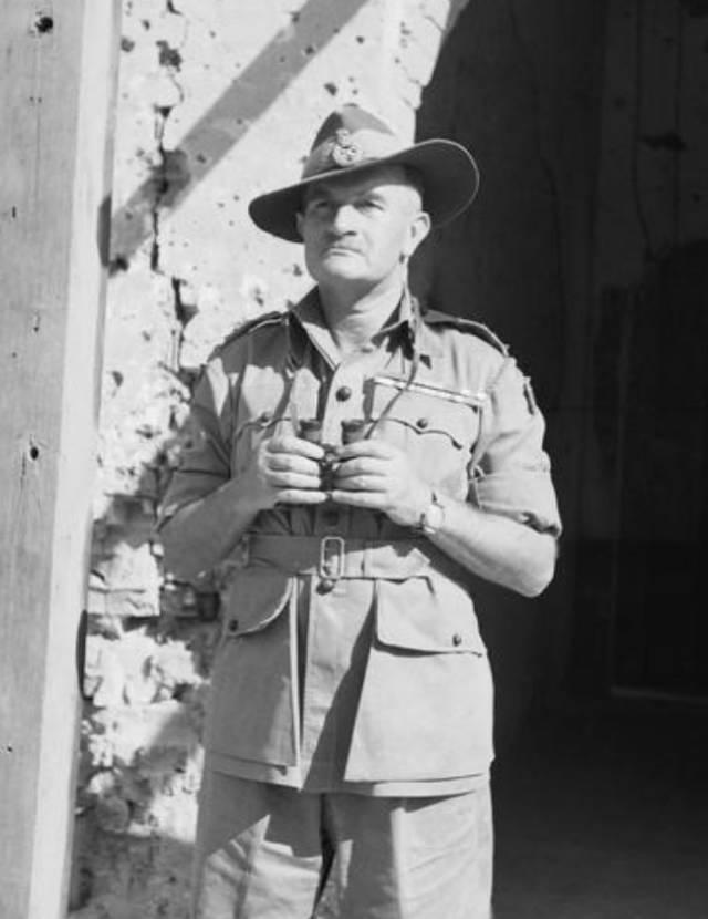 General Sir William Slim's Biography