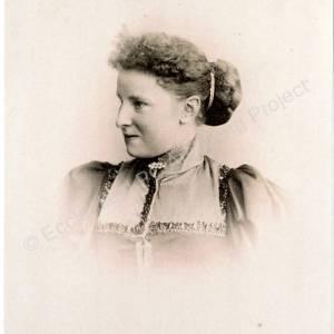 Frances Almond Of Norfolk Arms,Warren, Chapeltown.