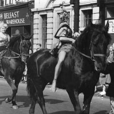 Billy Smart's Circus Parade, South Shields