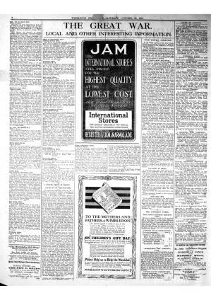 26 OCTOBER 1918
