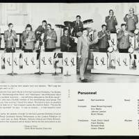 The Syd Lawrence Orchestra, Music in the Glenn Miller Mood, Fairfield Hall, Croydon - 1970 004