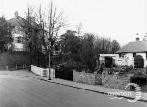 Wandle Road, Wandle Court Flats and Mount Pleasant Cottages, Beddington, Mitcham