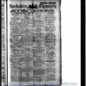 Berkshire Chronicle Reading 05-1918