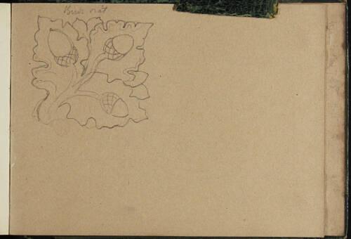 Page 70 of sketchbook 2