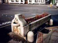 Cricket Green, Mitcham: Horse Trough