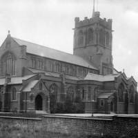 Emmanuel Church, Southport, c1914