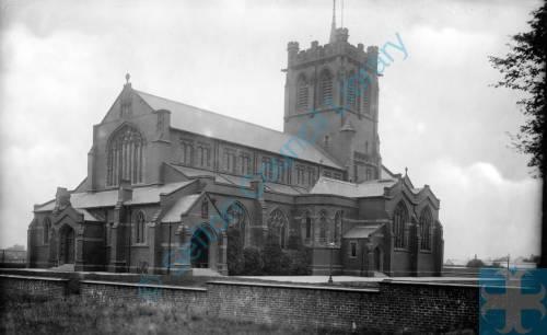 Emmanuel Church, Southport, c1914