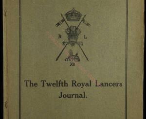 12th Lancers, 1911 July