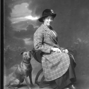 G36-238-07 Portrait of lady seated with dog.jpg