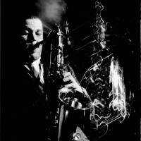 Dexter Gordon with Squiggles