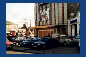 London Road, Morden: Junction with Aberconway Road - Cinema
