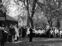 Remembrance Day Service, Mitcham