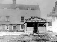Samson's old house and Grocer's shop, Upper Green