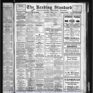Reading Standard Etc 04-1915