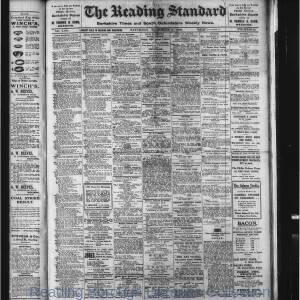 Reading Standard Etc 11-1920