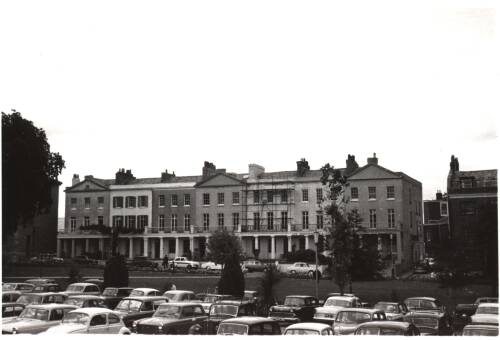 Southernhay East, c1960 Exeter