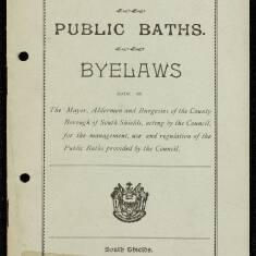 Public Bath Byelaws