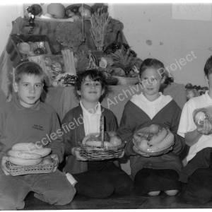 Wortley Road Primary School  Harvest Festival 1995