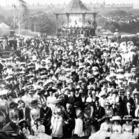 Mayor George Randell's Garden Party