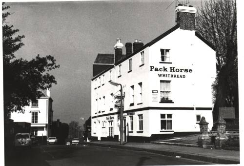 Pack Horse, c1980, Exeter