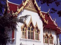The Buddapadipa Thai Temple, Calonne Road,  Wimbledon