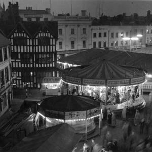 Hereford May Fair, High Town