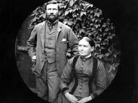 Thomas Francis Senior and his wife Eliza
