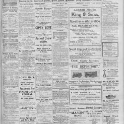 Hereford Journal - 9th May 1914