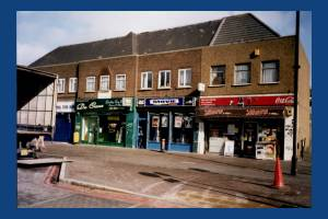 Christchurch Road, Colliers Wood