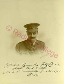 WW1 FitzclarenceAAC1