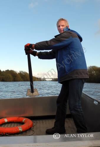 Kevin Wilkinson Thelwall Ferryman.