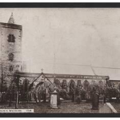 Parish Church, Whitburn