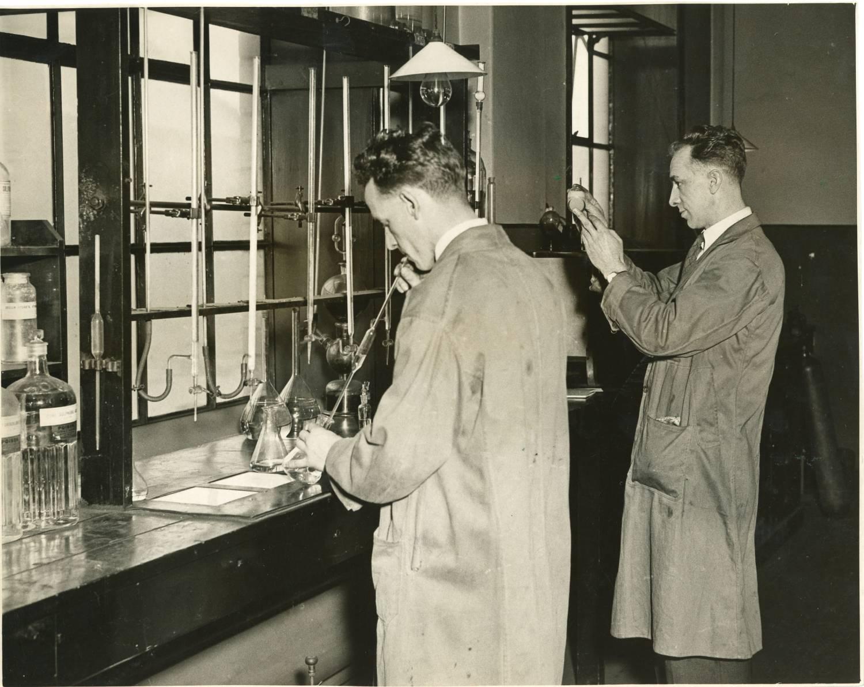 Miners' University, 1936.